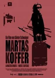 Filmposter Martas Koffer