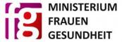 logo und link zu Ministerium für Frauen und Gesundheit